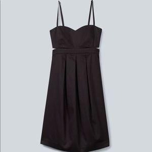 NWT TALULA Echoplex Dress Black Cutout